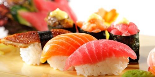 Op bestelling maken wij voor u verse Sushi!